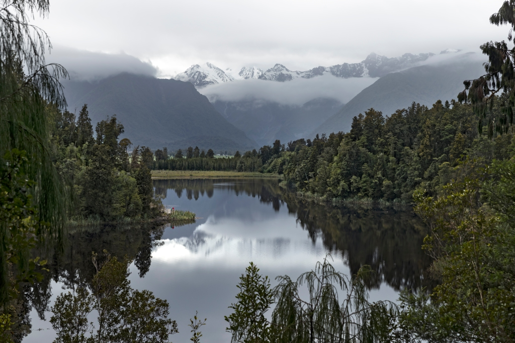 Lake Matheson-West Coast-Miles-Holden